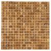 Autumn Gold 5/8x5/8 Polished Mosaic