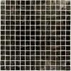 Black Iridescent Glass 12X12 Iridescent