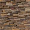 California Gold 6x12x6 Split Face Corner Ledger Panel