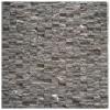 Emperador Cafe 12x12 Splitface Mosaic