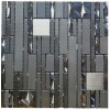 Stainless Steel Magic 12x12 Pattern Mosaic