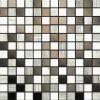 Siberian 1x1 Honed / Polished Blend Mosaic
