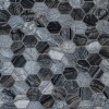 Henley 2x2 Hexagon Multi Finish Mosaic