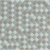 Majestic Ocean 1x1x4MM Glass Mosaic