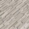 White Oak 6x24 3D Honed Ledger Panel