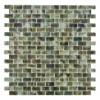 Amber Collection 1-1/4 x 5/8 Oregano Matte Rectangle