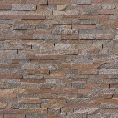 Amber Falls Ledger Panel 6x24 Split Face