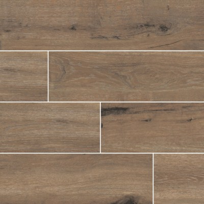 Antoni Cafe 6X36 Matte Wood Look Porcelain Tile