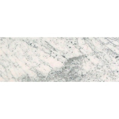 Carrara White 12x24 Honed
