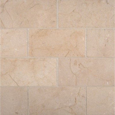 Crema Marfil 3X6 Polished