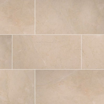 Crema Marfil Select 12X24 Polished