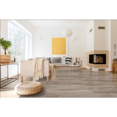 Cyrus Whitfield Gray 7x48 Glossy Wood LVT