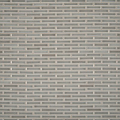Dove Gray Brick Pattern 8mm