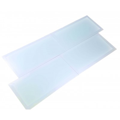 Frosted Elegance Catherine 8x16 Glass Tile