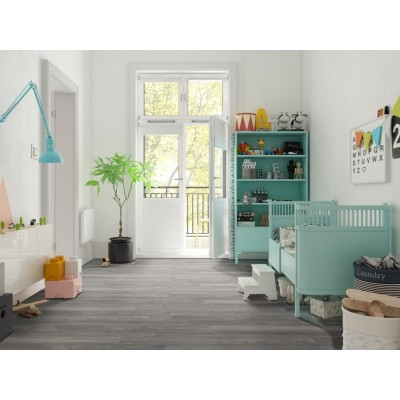 Glenridge Elmwood Ash 6x48 Glossy Wood LVT