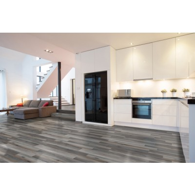 Glenridge Midnight Maple 6x48 Glossy Wood LVT