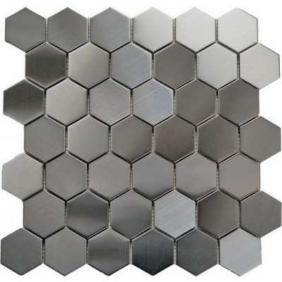 Odyssey 2x2 Hexagon Interlocking Mosaic