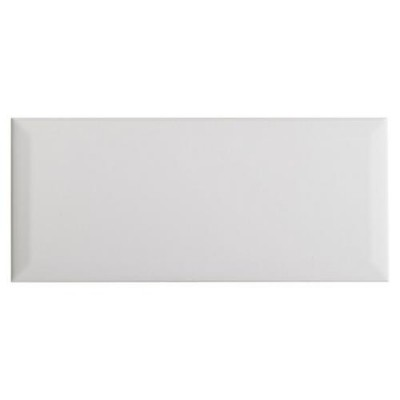Bevel Ice Block 4x8 Glass Subway Tile