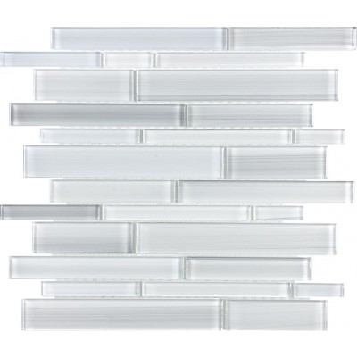 Ice Block Glass Mix 12x12 Blend Mosaic
