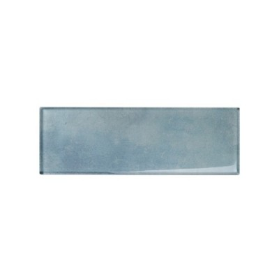 Light Blue 3x9 Glass Subway Tile