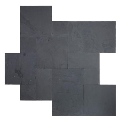 Montauk Black 16 Sft French Pattern Gauged