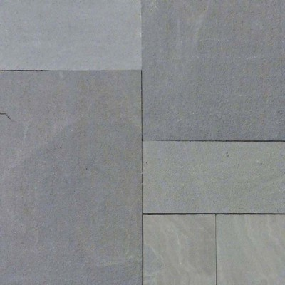 Gray Cloud 18X18 Polished Marble Tile