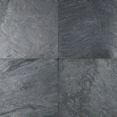 Ostrich Grey 12X12 Honed