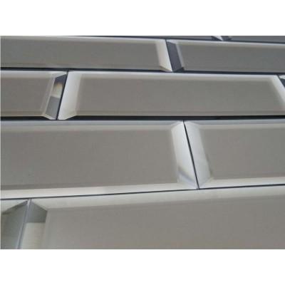 Reflections Gold 3X12 Matte Glass Tile