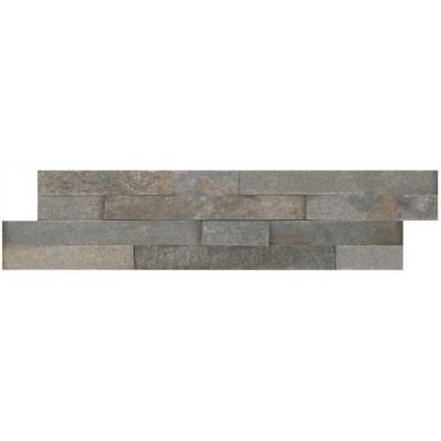 Sedona Grey 6X24 Split Face Ledger Panel