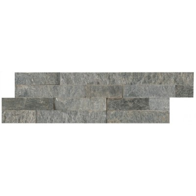 Sedona Platinum 6X24 Split Face Ledger Panel