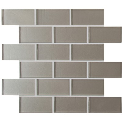 Starlight 2x4 Glossy Glass Subway Tile