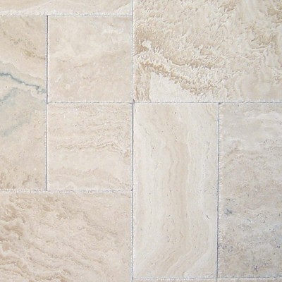 Tuscany Ivory Onyx 16 Sqft/Kit Pattern Honed Unfilled Chipped