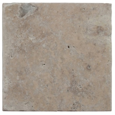 Tuscany Walnut 8X8 Honed/ Unfilled / Tumbled