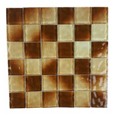 Waterfall Collection 2 x 2 Chocolate