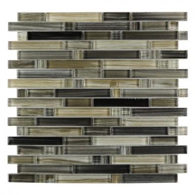 Handicraft II Collection Black Sea Tile Linear
