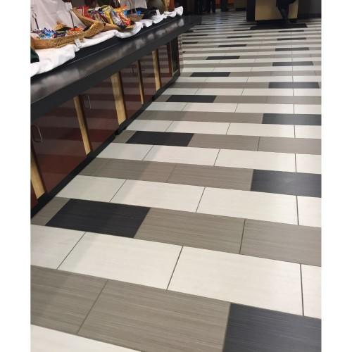 metro gris 12x24 glazed porcelain floor