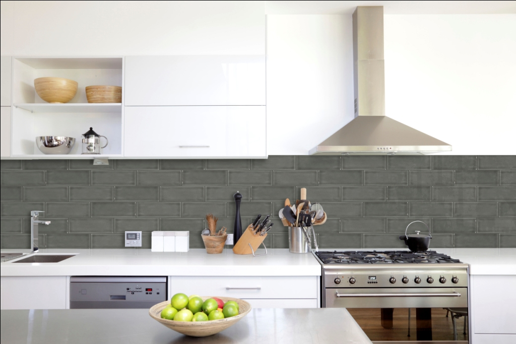 Dove Gray Handcrafted 4x12 Glossy Subway Tile Tilesbay Com