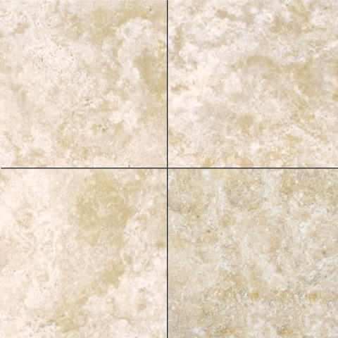 Durango Cream 6X24 Honed