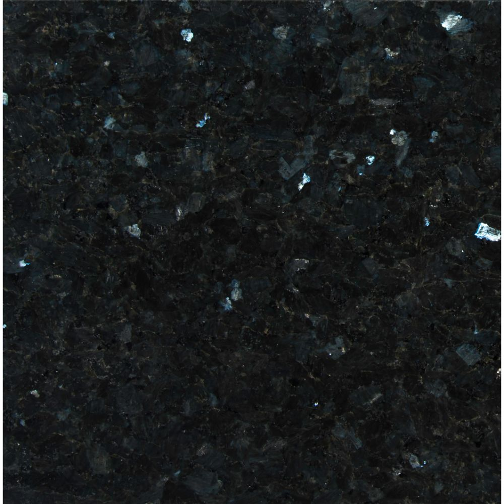Emerald Pearl 12X12 Polished Granite Floor Tile
