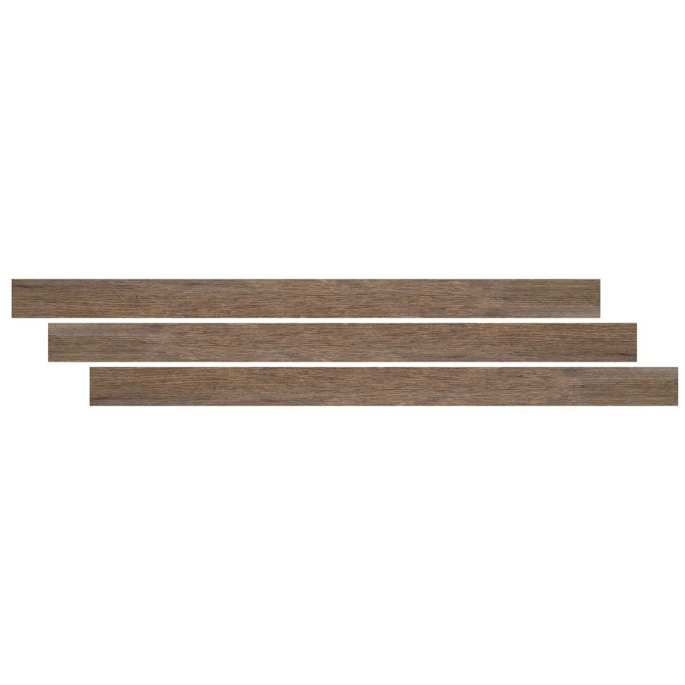 Fauna 2-3/4X94 Vinyl Overlapping Stair Nose