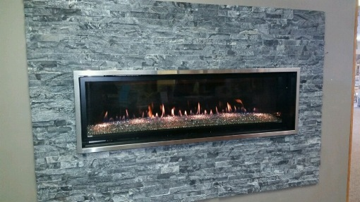 Glacial Black 6X18X6 Split Face Corner Ledger Panel