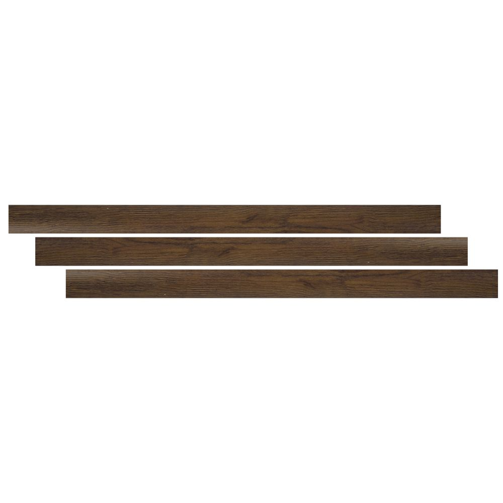 Hawthorne 2-3/4X94 Vinyl Flush Stair Nose