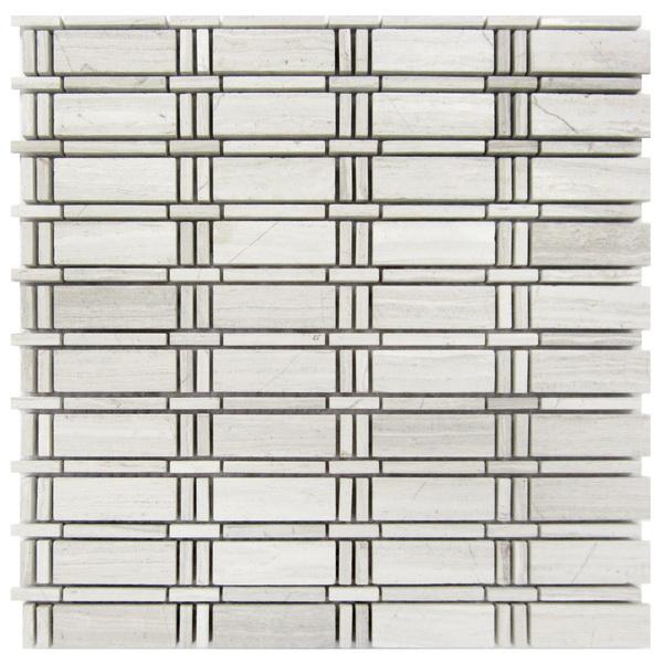 White Oak Crossings 12x12 Mosaic