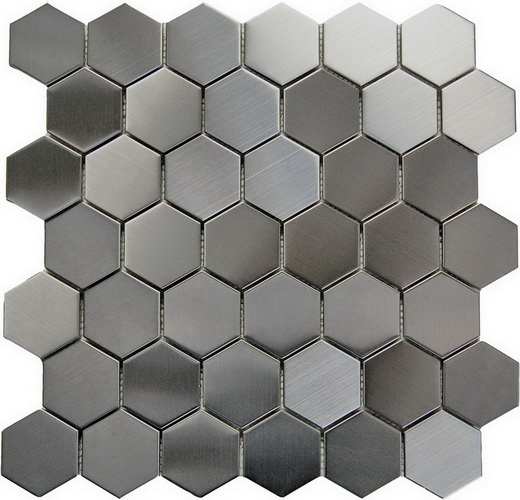 Odyssey 2x2 Hexagon Interlocking Mosaic