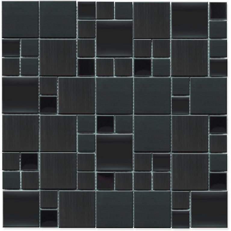 Stainless Steel Magic Pattern Mosaic