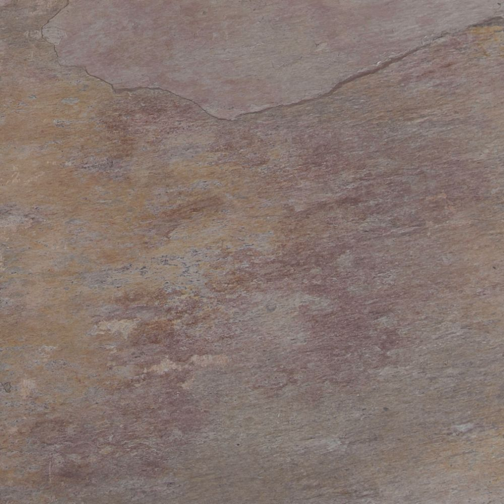 Lilac Kashmir Classic 12X12 Gauged Slate Tile