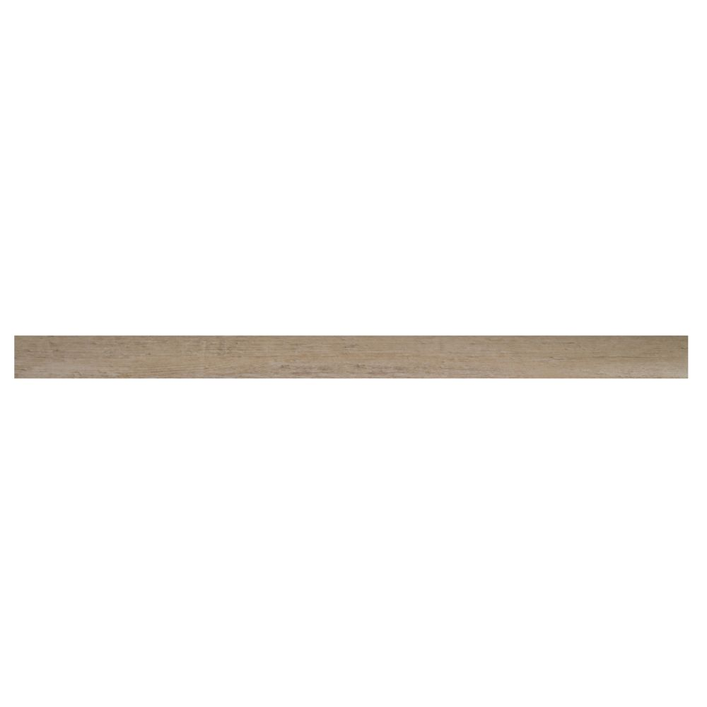 Lime Washed Oak 1-3/4X94 Vinyl Tmolding