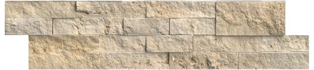 Tuscany Ivory 6X24 Ledger Panel