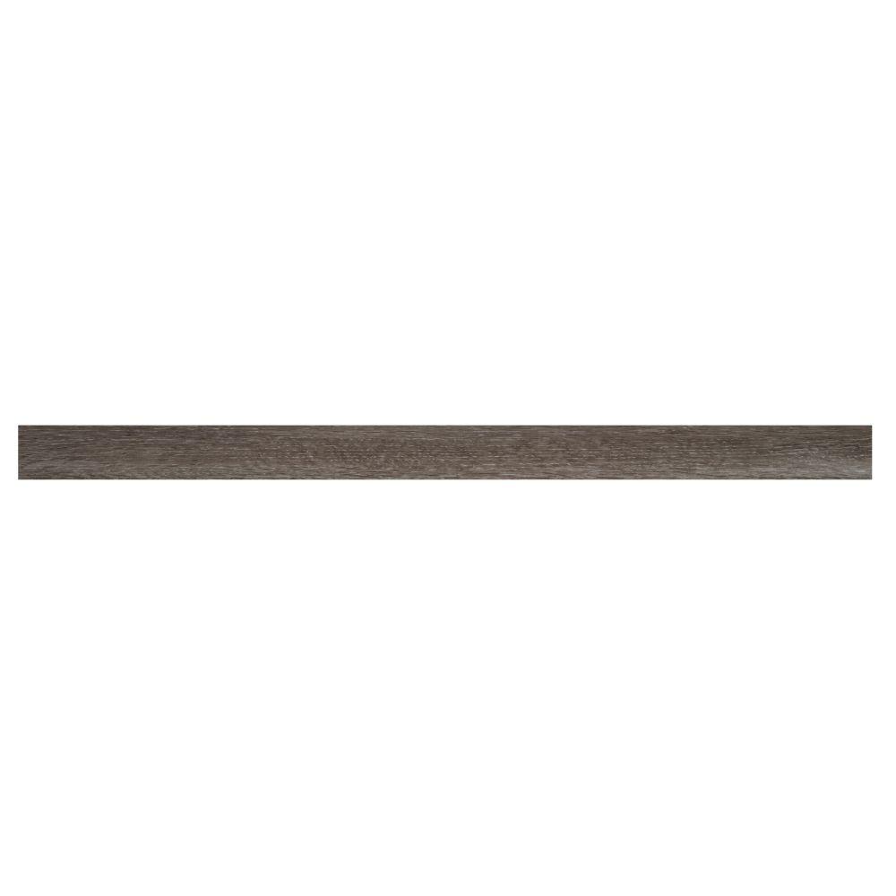 Ludlow / Charcoal Oak 1-3/4X94 Vinyl End Cap
