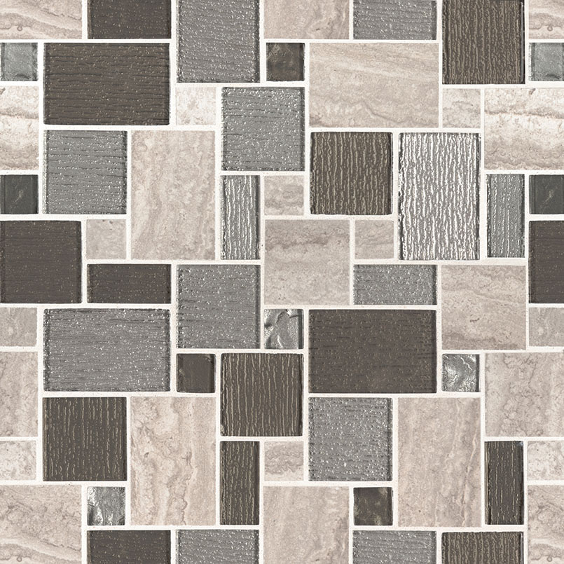 Lynx Pattern Porcelain Glass Backsplash Wall tile